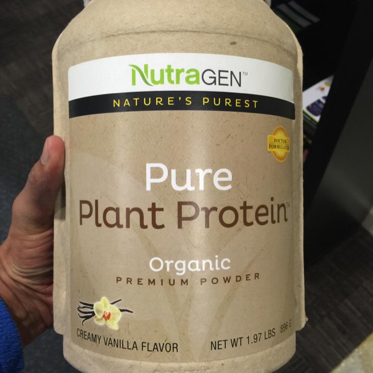 Vegan user review of Forma Gym Almaden Valley in San Jose. Amazing vegan protein powder
