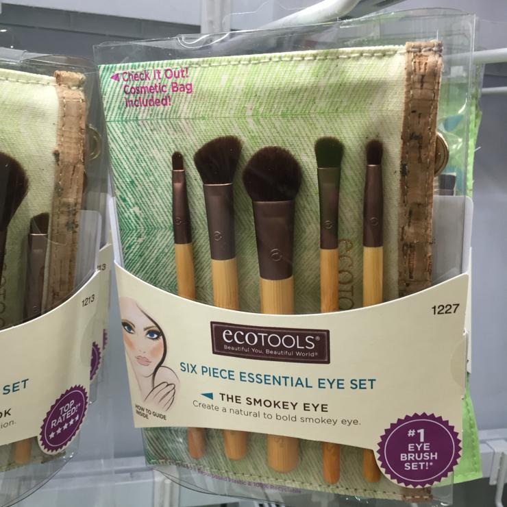 Vegan user review of Walmart in Mountain View. #cosmetics #brushes #crueltyfree