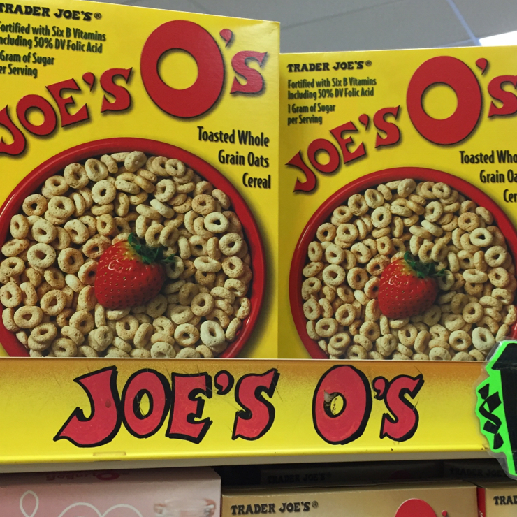 Vegan user review of Trader Joe's in Mountain View. A favorite over the years #cereal