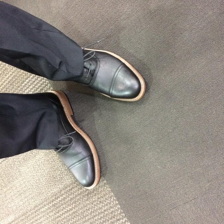Vegan user review of DSW Designer Shoe Warehouse in San Jose. Vegan shoes at dsw