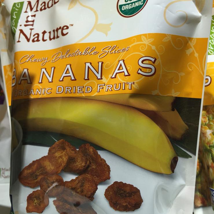 Vegan user review of Safeway in San Jose. #bananas #fruit #dried #organic