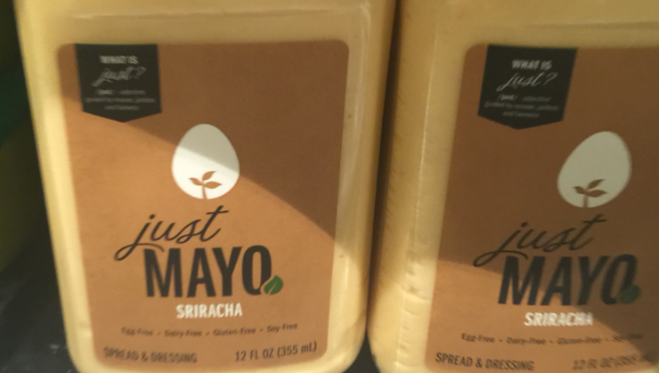 Vegan user review of Whole Foods Market in Cupertino. Vegan mayonnaise. #mayo #spread #dressing #food #grocery #store #store #grocery #food #dressing #spread #mayo