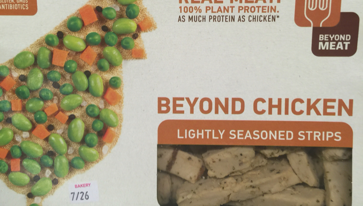 Vegan user review of Whole Foods Market in Cupertino. Vegan Chicken strips. #plant #protein #beyond #meat #seasoned #strips #food #grocery #store #store #grocery #food #strips #seasoned #meat #beyond #protein #plant