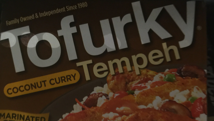 Vegan user review of Whole Foods Market in Cupertino. Coconut curry tempeh. #dish #empeh #coconut #marinated #soybeans #vegan #food #lunch #dinner #grocery #store #store #grocery #dinner #lunch #food #vegan #soybeans #marinated #coconut #empeh #dish