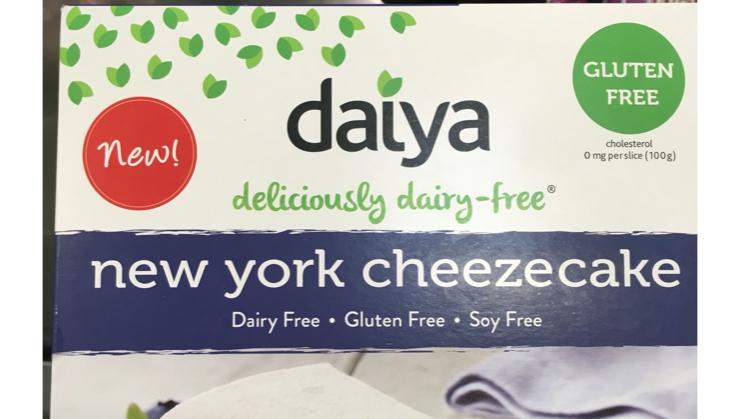 Vegan user review of Earth Fare CMG in Cumming. #dalya #dessert cheesecake  #dessert #dalya