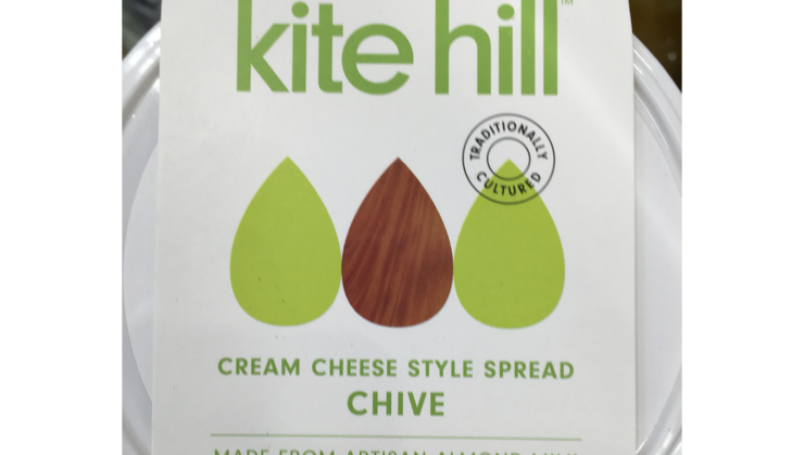 Vegan user review of Earth Fare CMG in Cumming. Chive Cream cheese