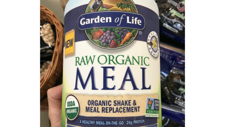Vegan user review of Earth Fare CMG in Cumming. Raw meal replacement
