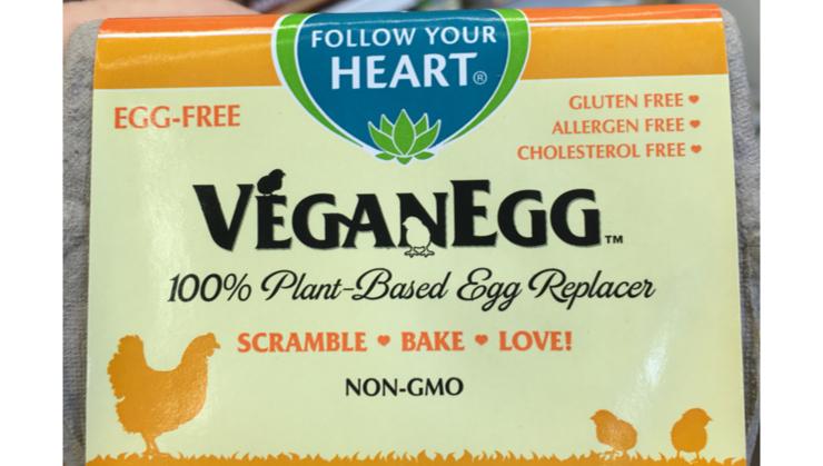 Vegan user review of Sprouts Farmers Market in Cumming. #veganegg #egg #non_gmo #non_gmo #veganegg #egg