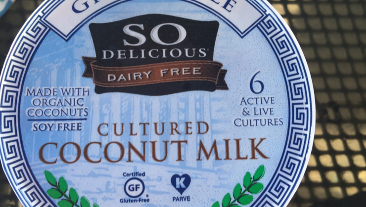 Vegan user review of Whole Foods Market in Cupertino. Coconut yogurt! #delicious #free #active #organic #live #coconuts #cultures #cultured #soy #coconut #milk #certified #parve #dessert #grocery #store