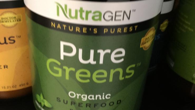 Vegan user review of Forma Gym Almaden Valley in San Jose. Supergreens  powder #nutragen #pure #greens #organic #food