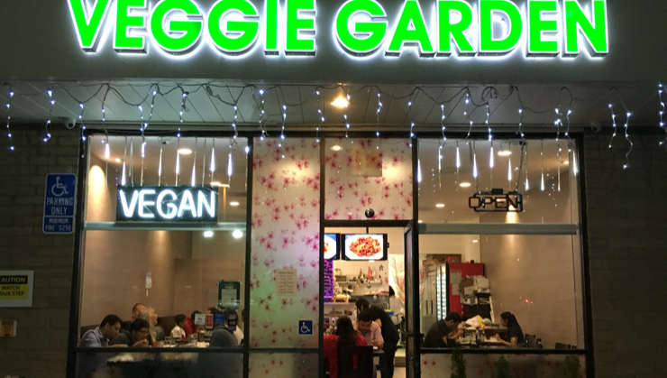Vegan user review of Veggie Garden in Mountain View. #dinner