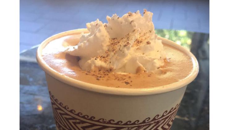 Vegan user review of Peet's Coffee in Berkeley. New vegan coconut whipped cream @ peet's :)) #coffee #drink #coffee #drink