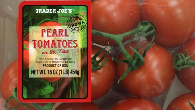 Vegan user review of Trader Joe's in San Carlos. Great for making salsa
