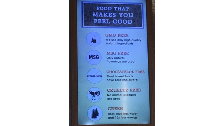 Vegan user review of Loving Hut in Santa Clara. Some good reasons to go vegan