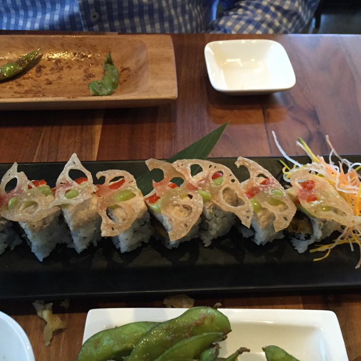 Vegan user review of Shizen Vegan Sushi Bar & Izakaya in San Francisco. There are no words to describe how incredible the sushi is.