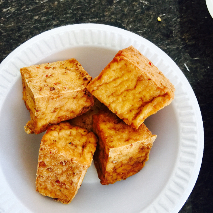 Vegan user review of dong Phuong tofu in San Jose. Mushroom 🍄 and ginger tofu. #lunch #restaurant