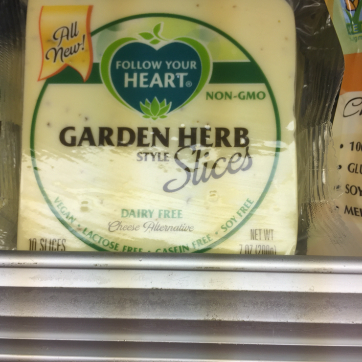 Vegan user review of Save Mart in Sonora. Satisfying non dairy cheese. It melts well.
