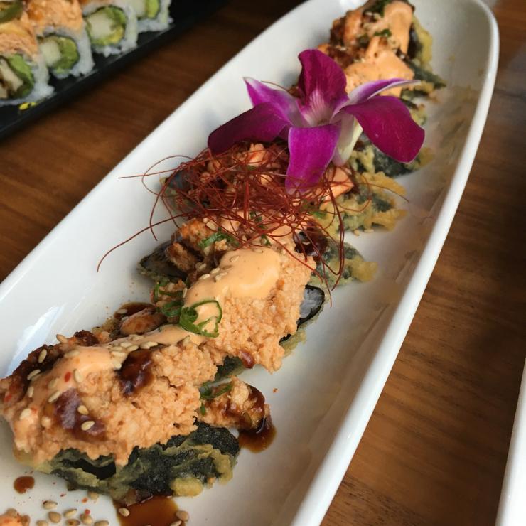 Vegan user review of Shizen Vegan Sushi Bar & Izakaya in San Francisco. Boddy and Soul