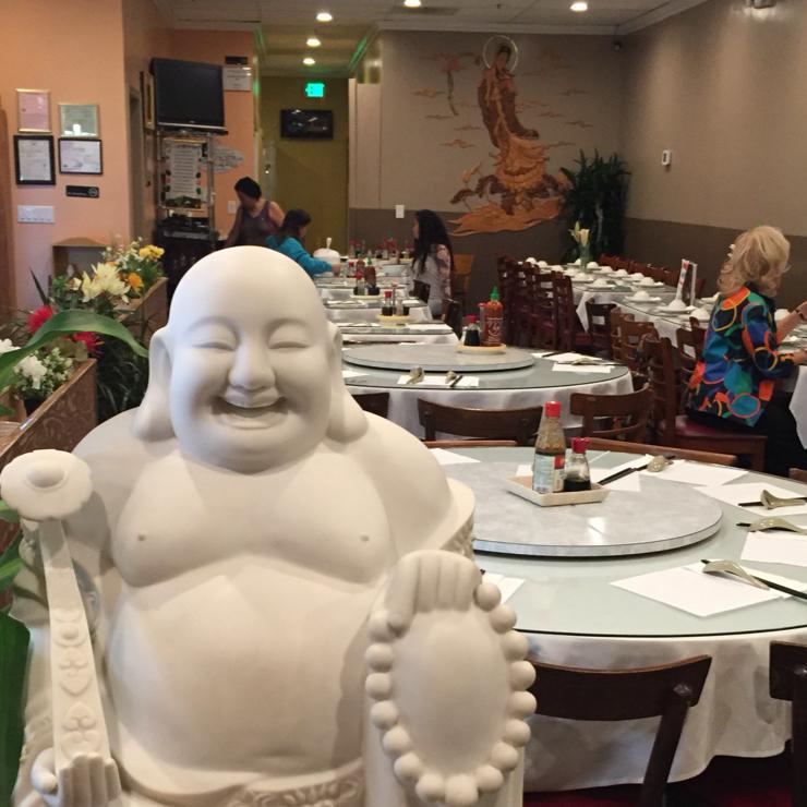 Vegan user review of DiLac Vegetarian Cuisine in San Jose.