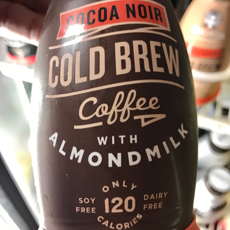 Vegan user review of Forma Gym Almaden Valley in San Jose. Nice to see our gym carry the Califa vegan coffee drink (almond milk based)