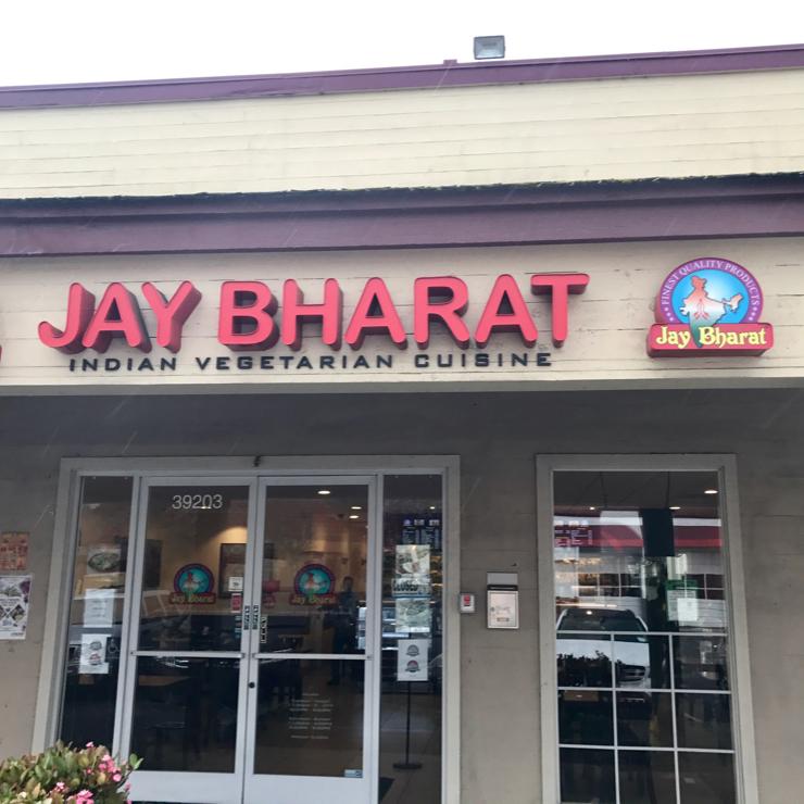 Vegan user review of Jay Bharat in Newark.