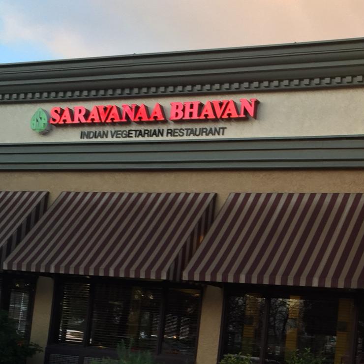Vegan user review of Saravanaa Bhavan in Fremont.