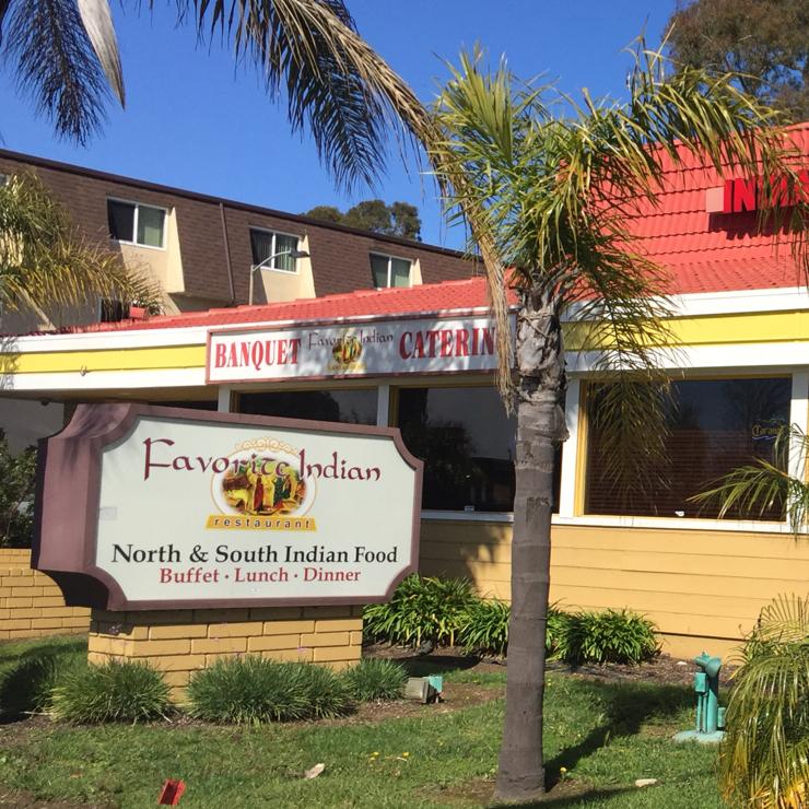 Vegan user review of Favorite Indian Restaurant in Hayward.