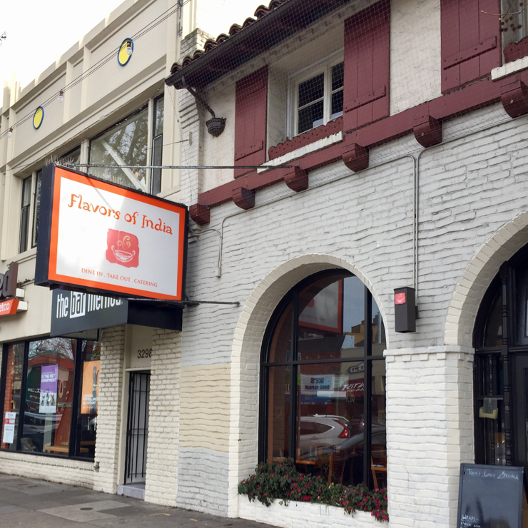 Vegan user review of Flavors of India in Oakland.