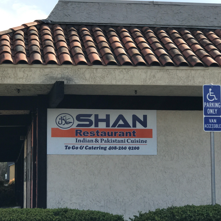 Vegan user review of Shan Restaurant in Cupertino.