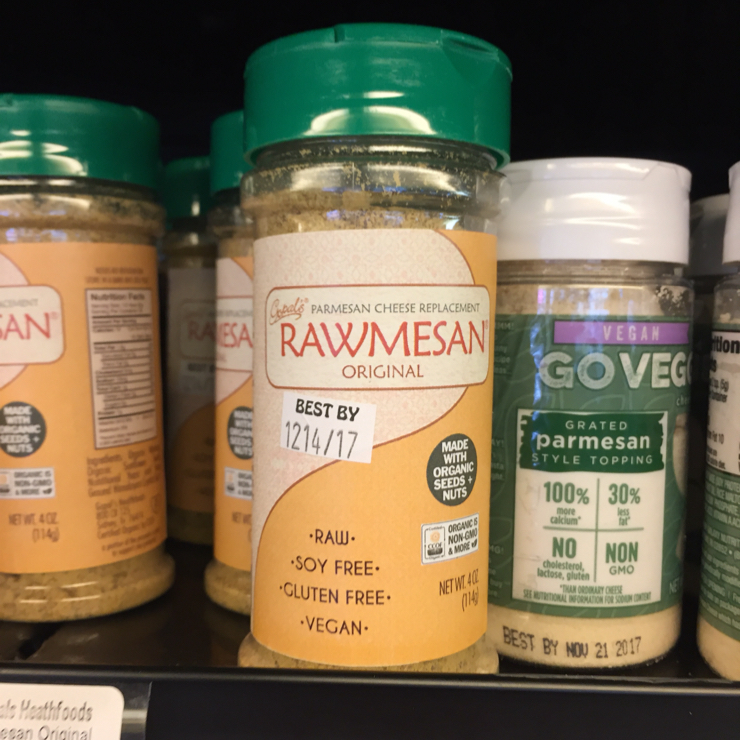 Vegan user review of Country Sun Natural Foods in Palo Alto.