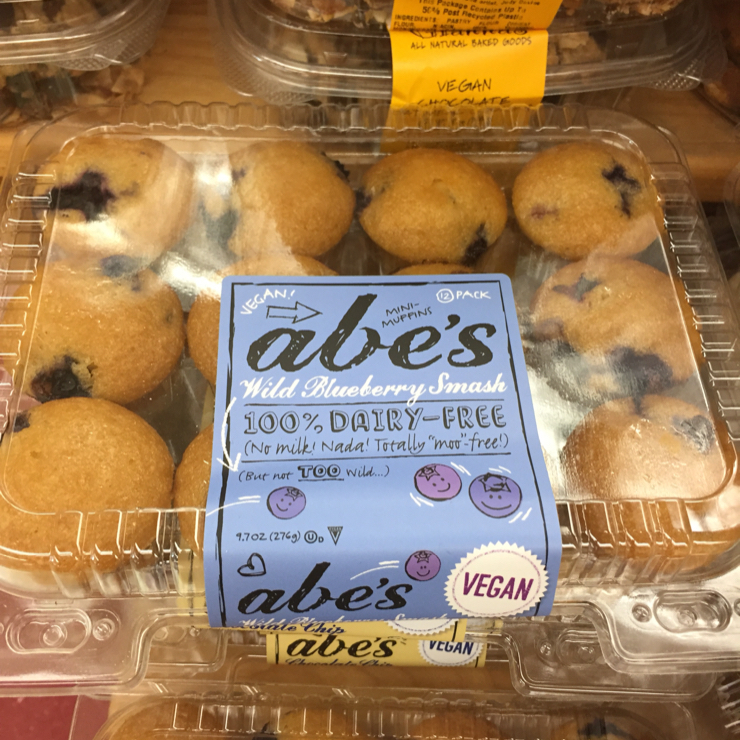 Vegan user review of Mollie Stone's Markets in Palo Alto.