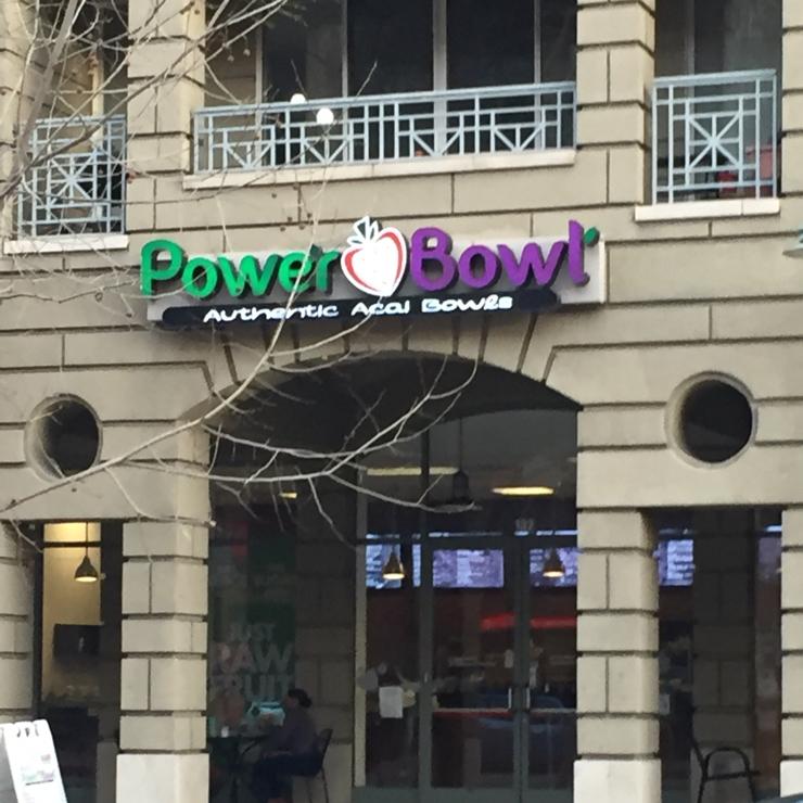 Vegan user review of Power Bowl in San Jose.