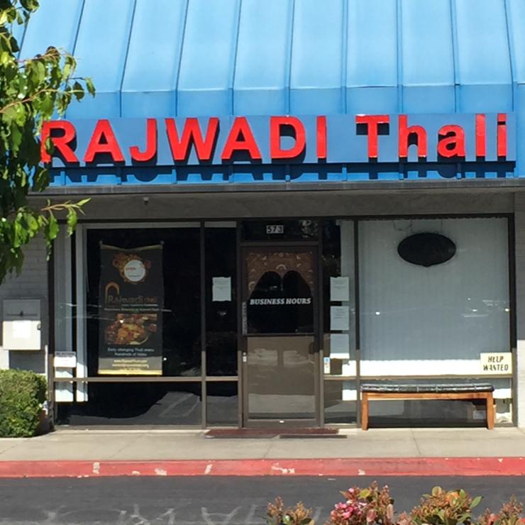 Vegan user review of Rajwadi Thali in Sunnyvale.