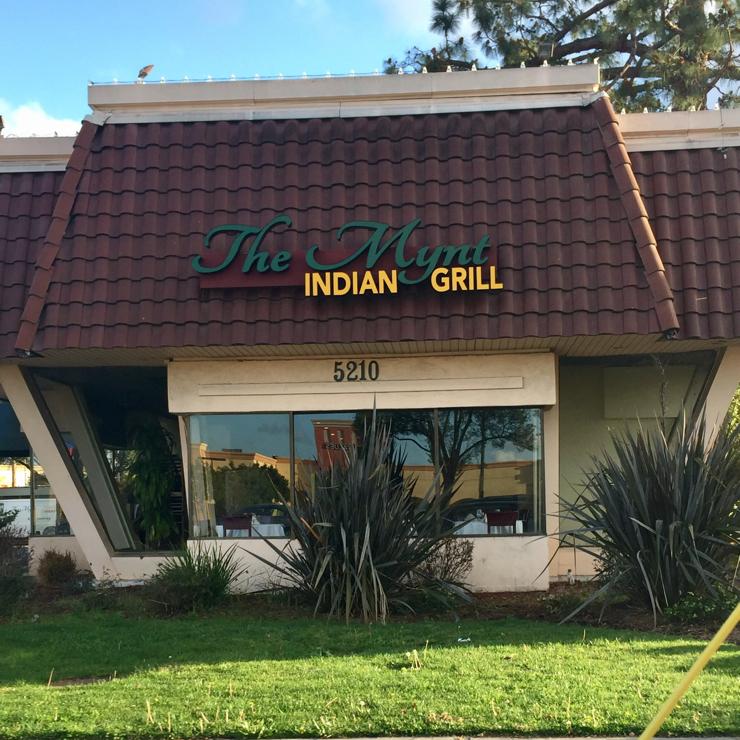 Vegan user review of The Mynt in San Jose.