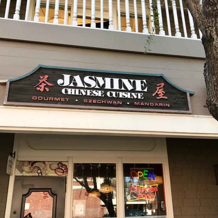 Vegan user review of Jasmine Chinese Cuisine in Los Gatos.