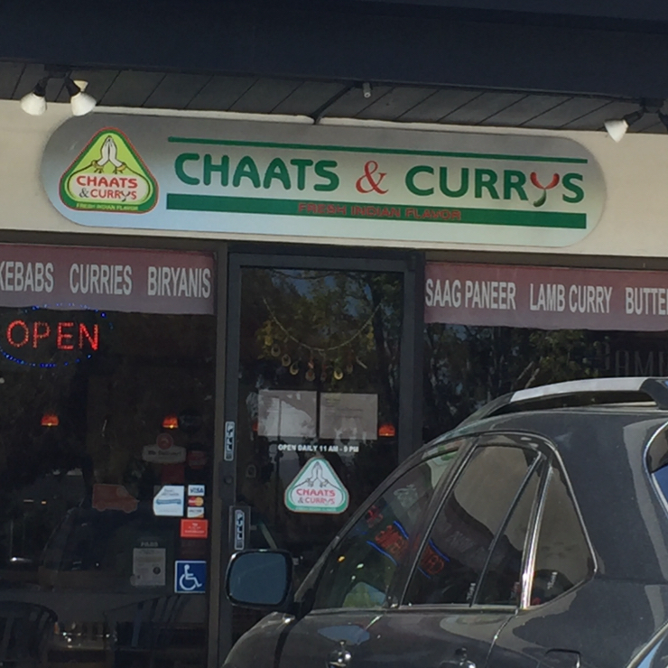 Vegan user review of Chaats & Currys in Sunnyvale.