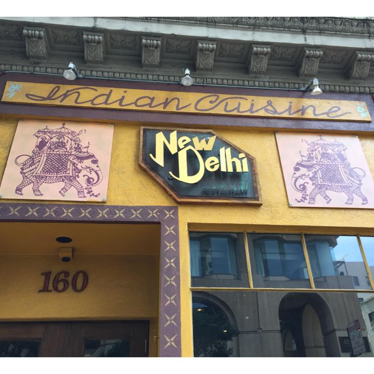 Vegan user review of New Delhi Restaurant in San Francisco.