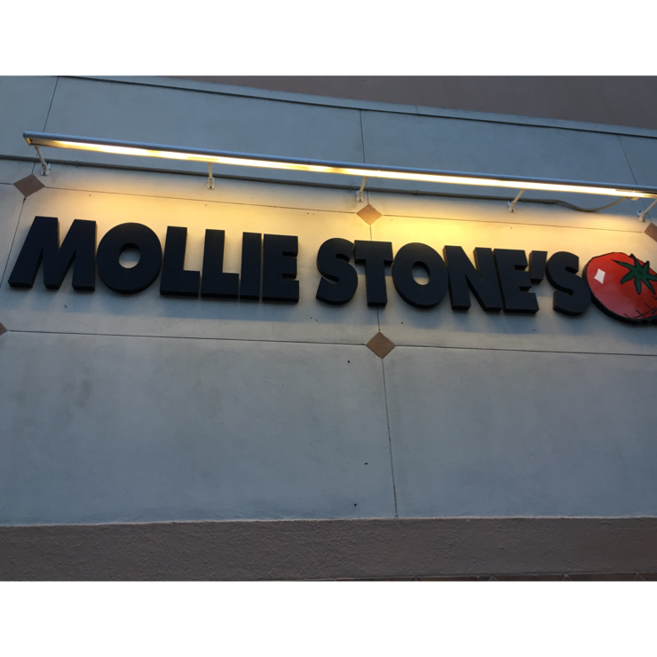 Vegan user review of Mollie Stone's in San Francisco.