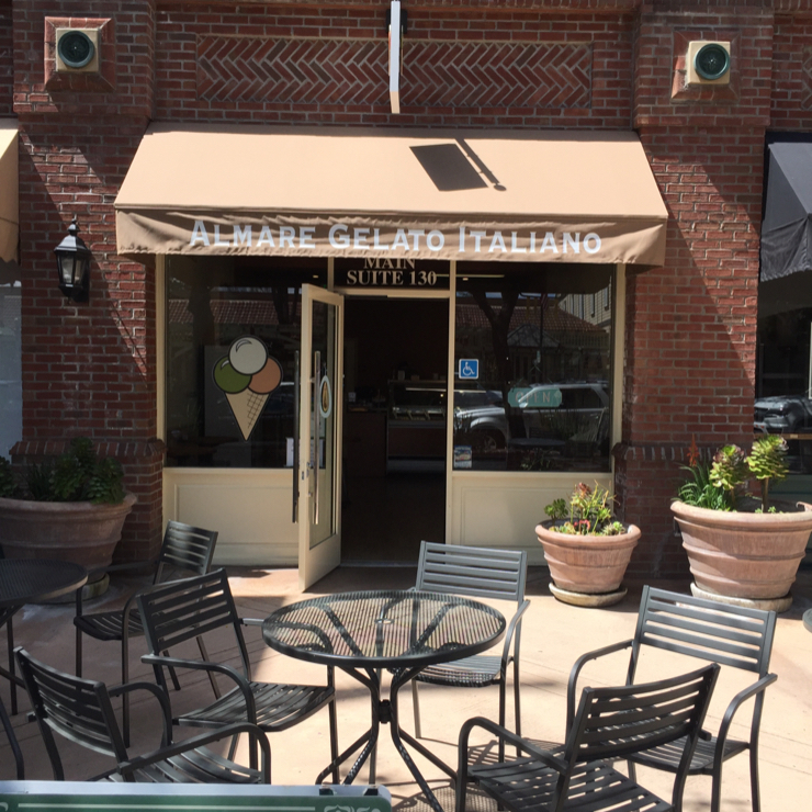 Vegan user review of Almare Gelato Italiano in Pleasanton.