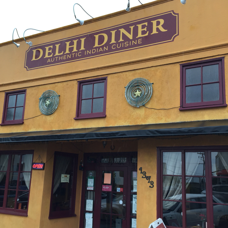 Vegan user review of Delhi Diner in Albany.