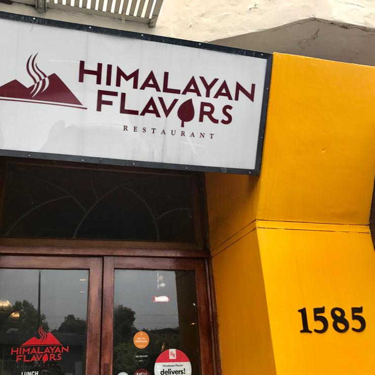 Vegan user review of Himalayan Flavors in Berkeley.
