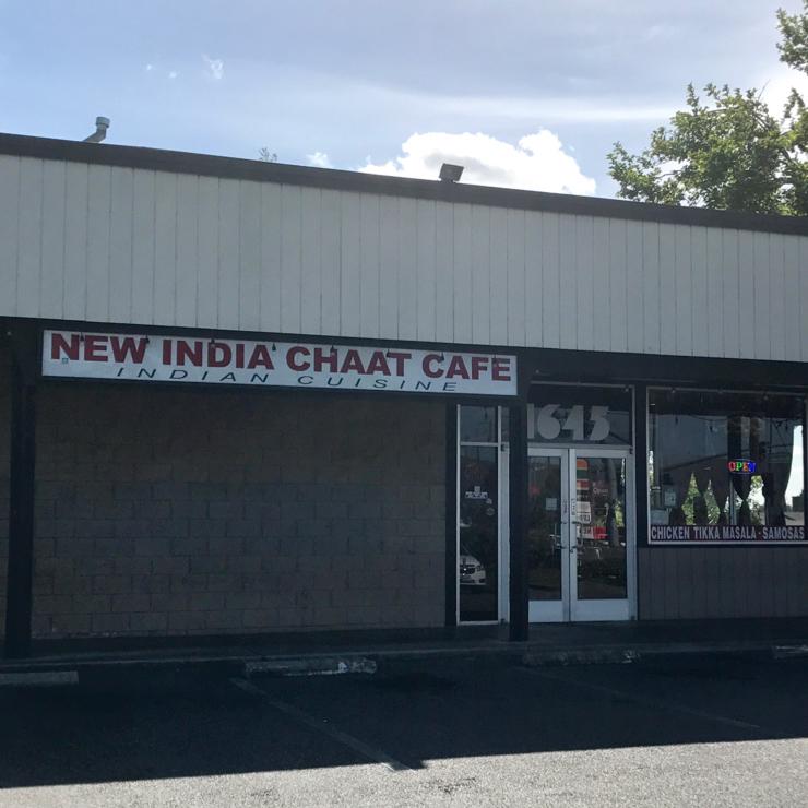 Vegan user review of New India Chaat Cafe in San Jose.