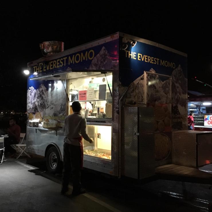 Vegan user review of The Everest Momo in Sunnyvale.