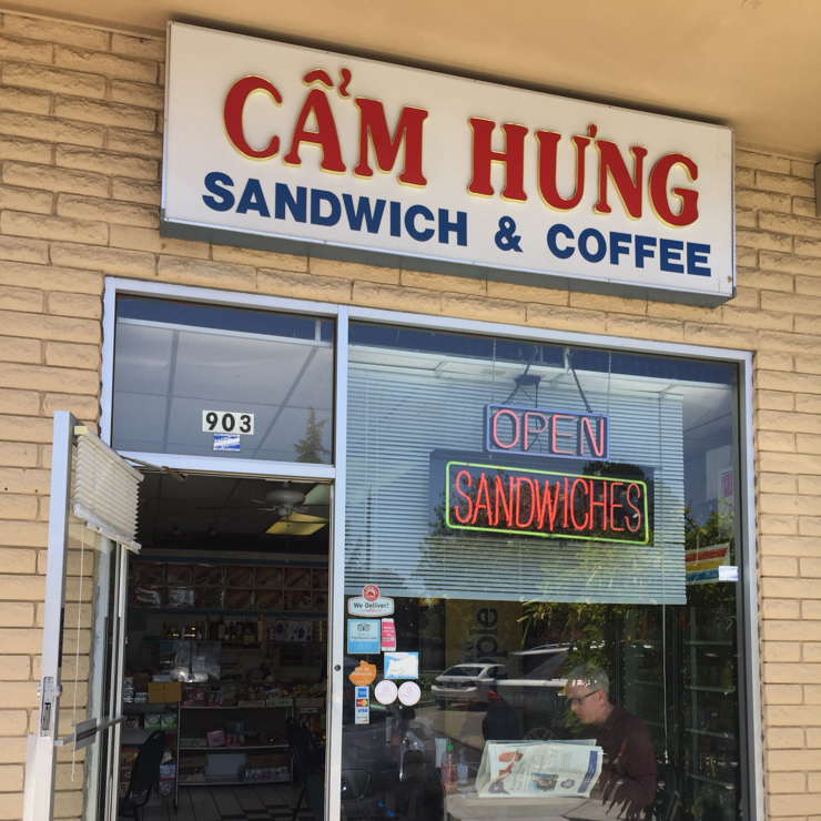 Vegan user review of Cam Hung in Sunnyvale.