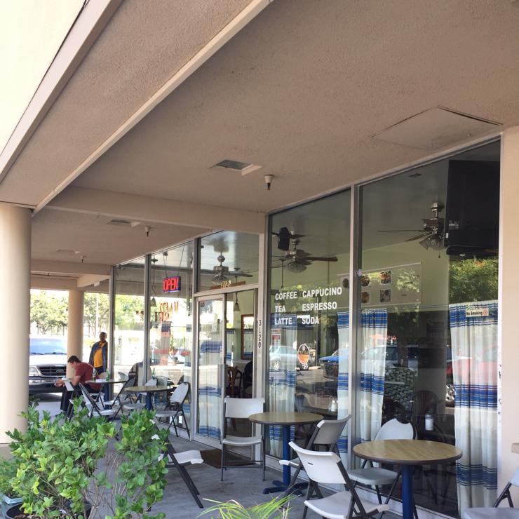 Vegan user review of Selam Restaurant in San Jose.