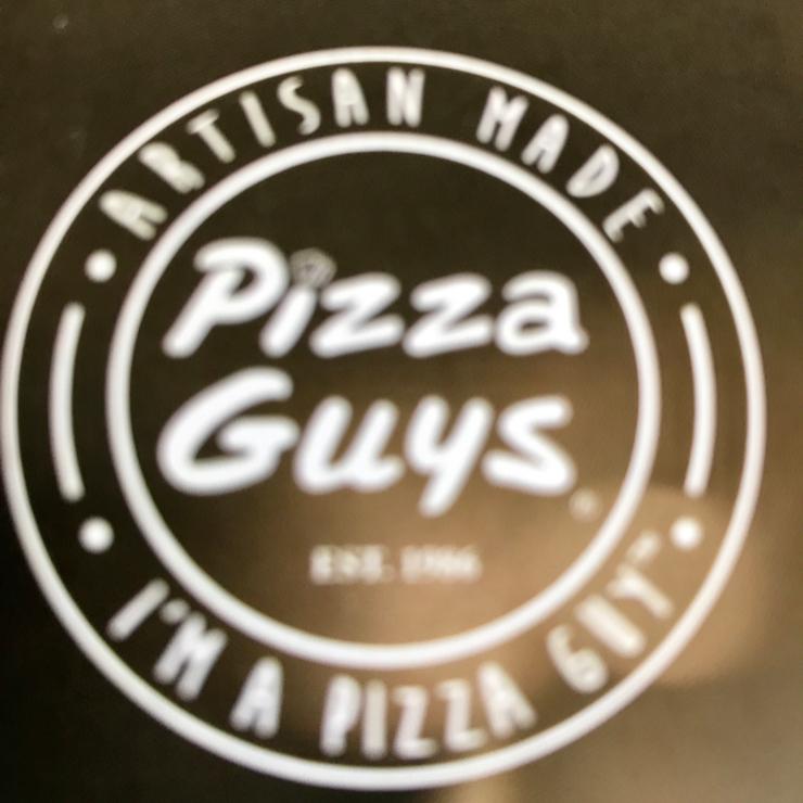 Vegan user review of Pizza Guys in Walnut Creek.