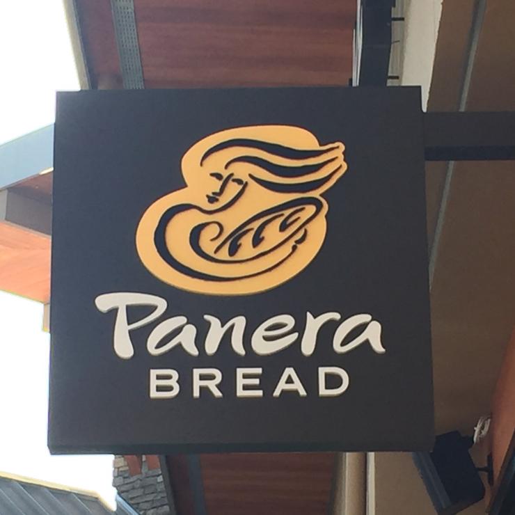 Vegan user review of Panera Bread in San Jose.