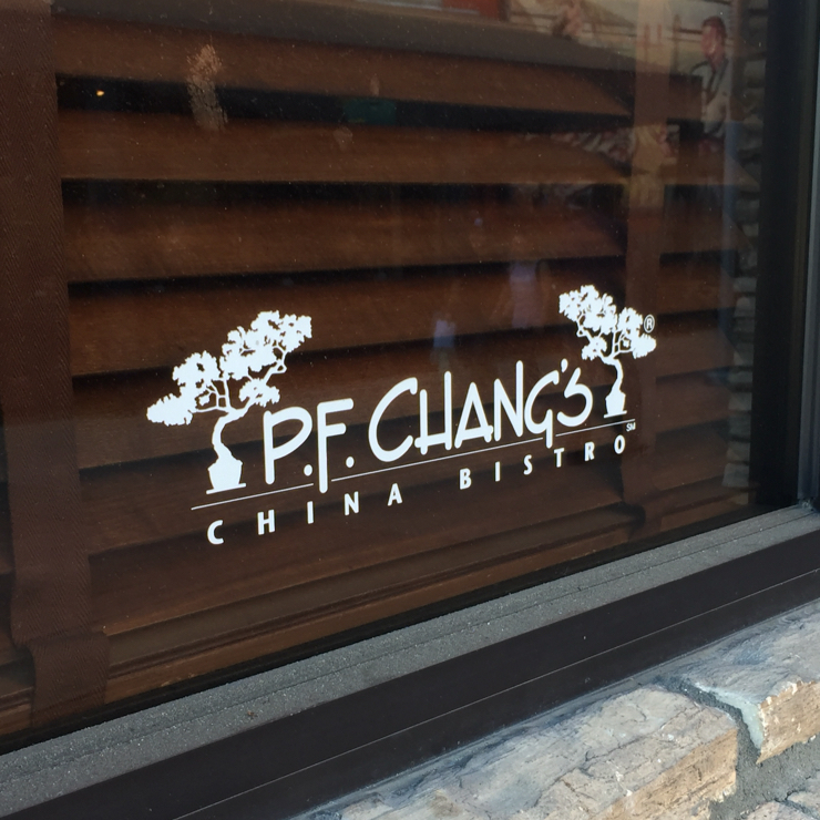 Vegan user review of P.F. Chang's in Fremont.