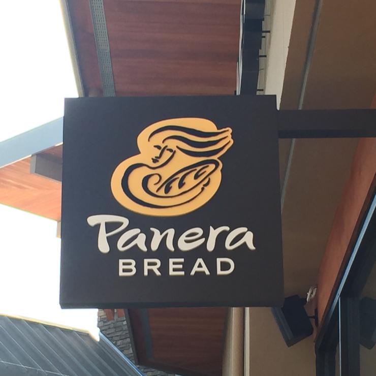Vegan user review of Panera Bread in Dublin.