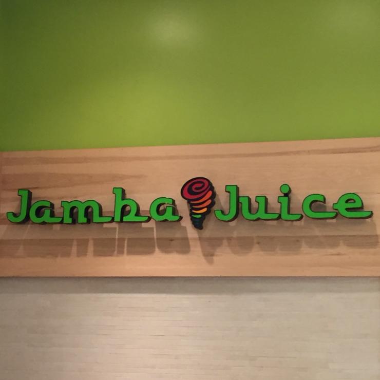 Vegan user review of Jamba Juice San Ramon in San Ramon.